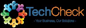TechCheck Logo